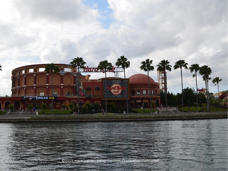 Hard Rock Cafe at CityWalk Orlando