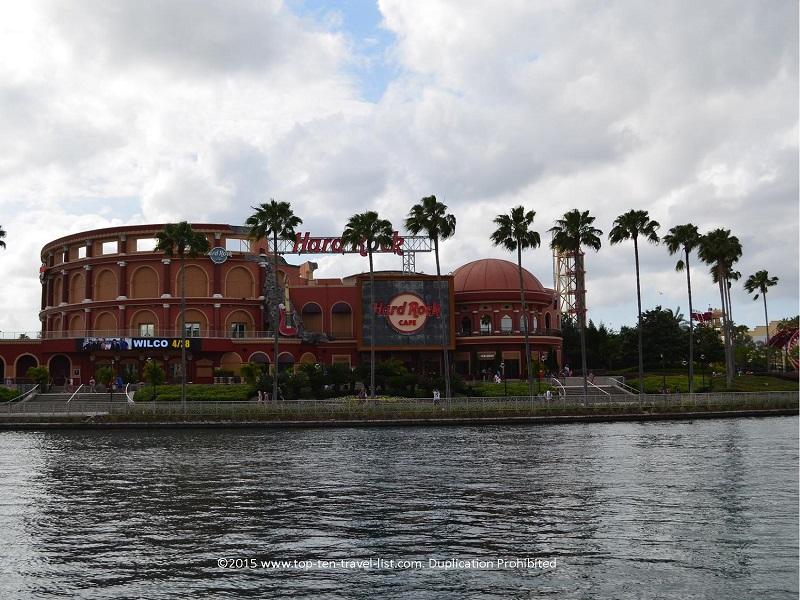 Hard Rock Cafe at CityWalk in Orlando, Florida