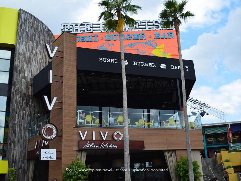 Vivo Italian at CityWalk in Orlando, FL