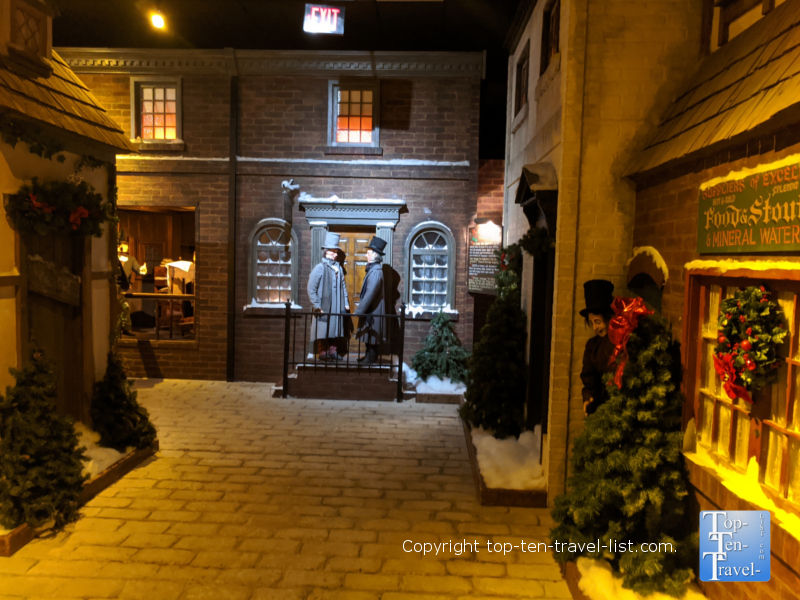 Dickens Village at Macy's Center City Philadelphia