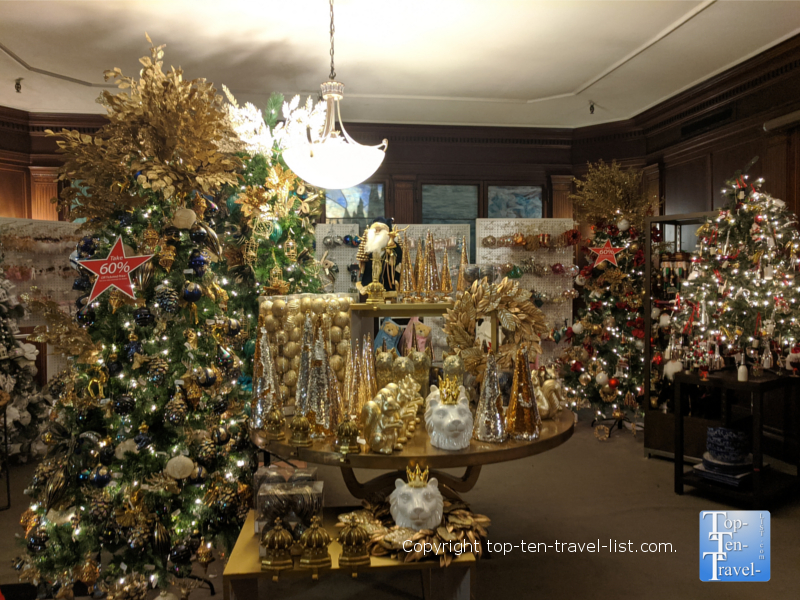 Holiday Shop at Macy's in Center City Philadelphia