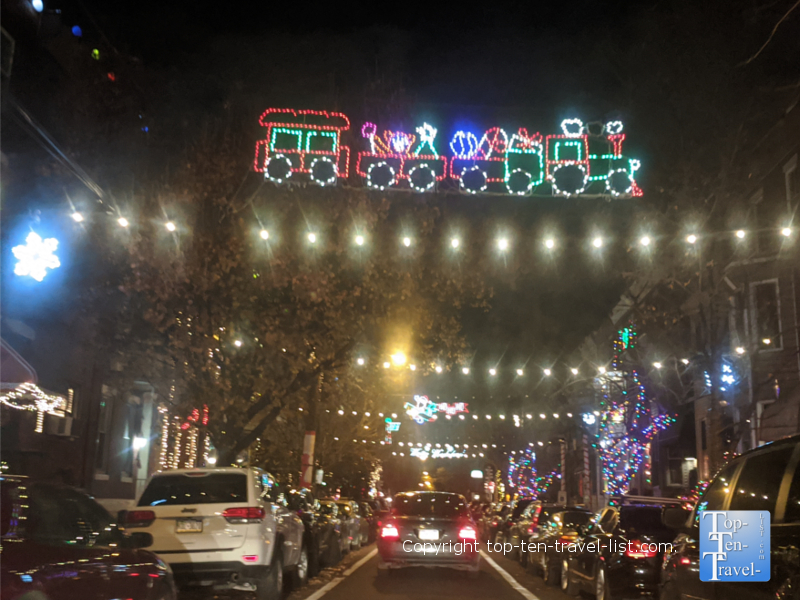 Miracle on South 13th Street in South Philly