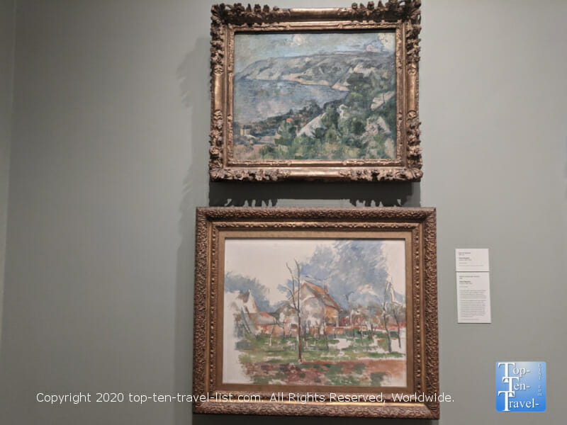 Gorgeous landscape paintings at the Philadelphia Museum of Art