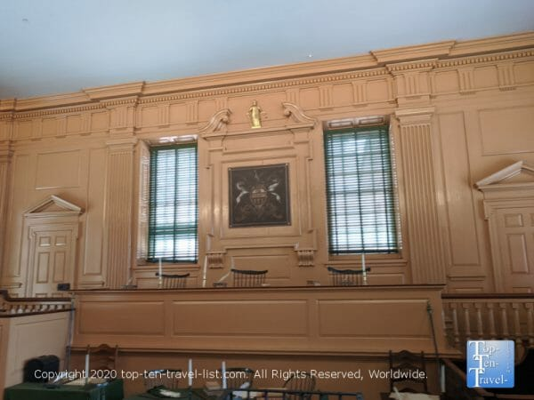 Tour of Independence Hall in Old City Philadelphia