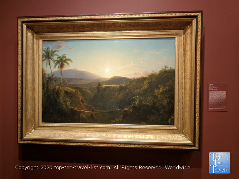 Gorgeous landscape art at the Philadelphia Museum of Art