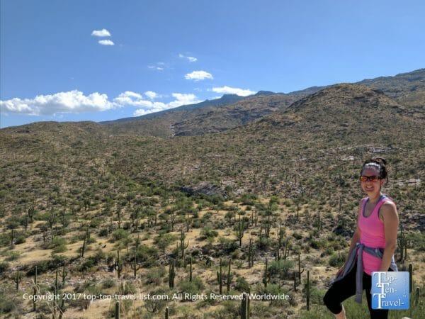 Hiking in Tucson, Arizona