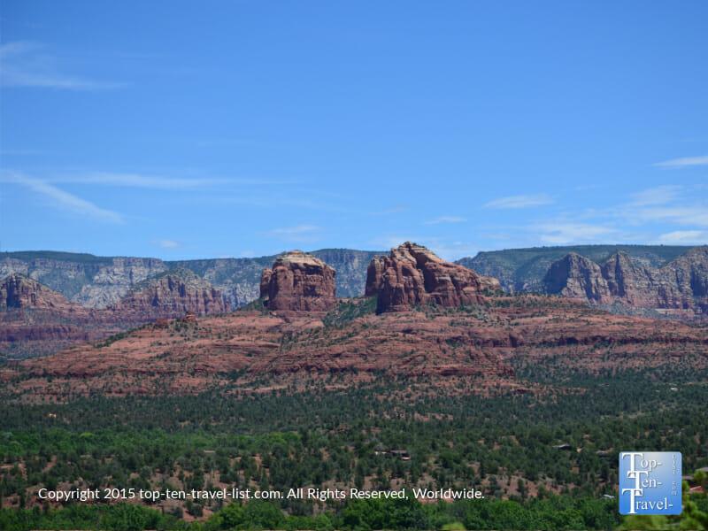 Beautiful scenery at Red Rock State Park in Sedona, Arizona