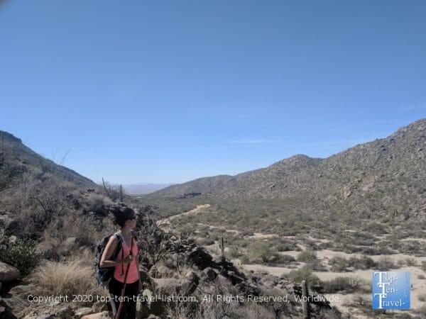 Tips for hiking in Arizona's Sonoran Desert