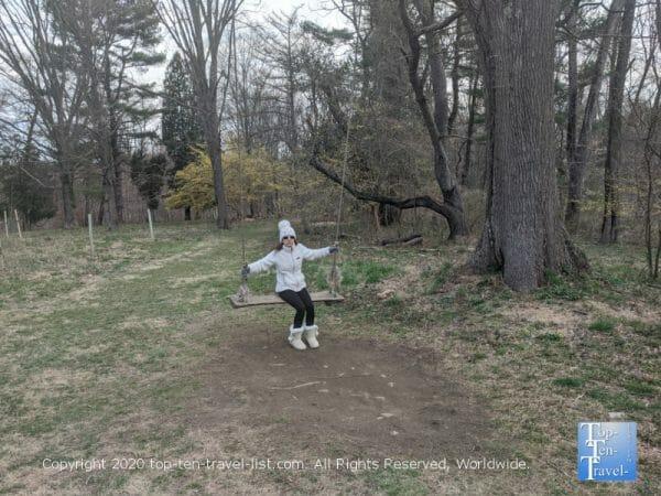 Natural Lands Saunders Woods Preserve in Gladwyne, PA