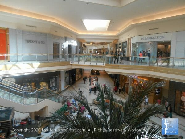 International Plaza and Bay Street mall in Tampa, Florida