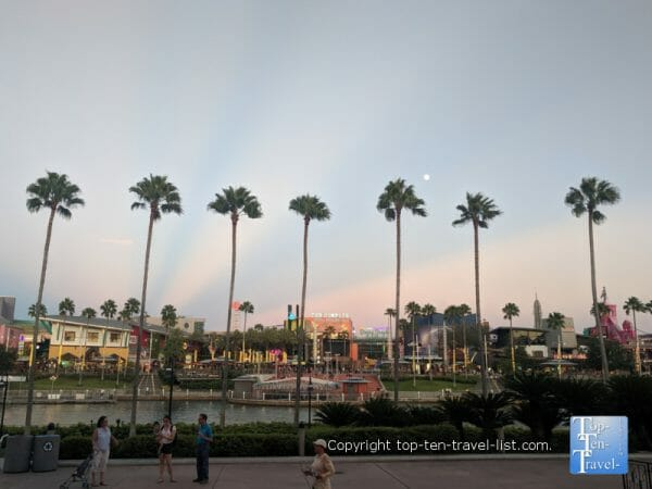 Universal CityWalk in Orlando, Florida