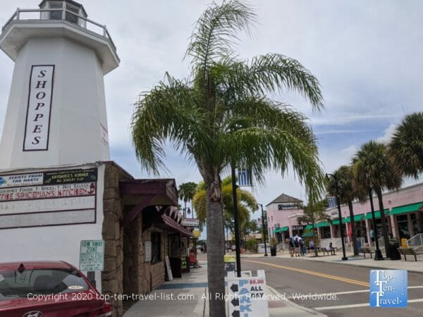 Shopping in Tarpon Springs, Florida