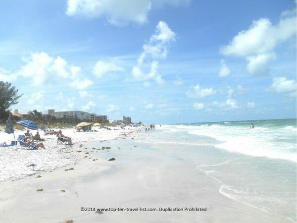 Indian Rocks Beach - a quaint Gulf Coast beach