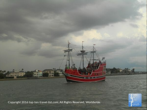 Festive pirate cruise in Tampa, Florida
