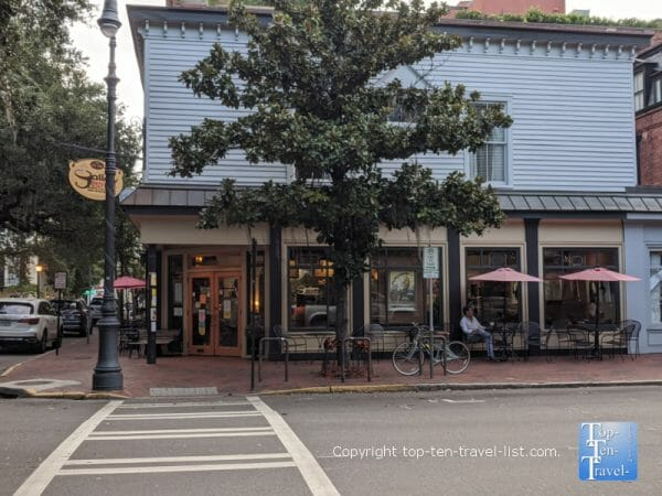 Gallery Espresso - Savannah, Georgia's first coffeeshop opened in 1993.