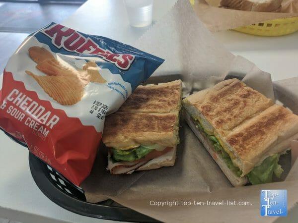 Bay 1 sandwich company in Indian Shores, Florida