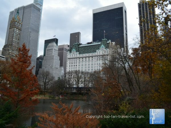 The Plaza Hotel from Home Alone 2 in New York City