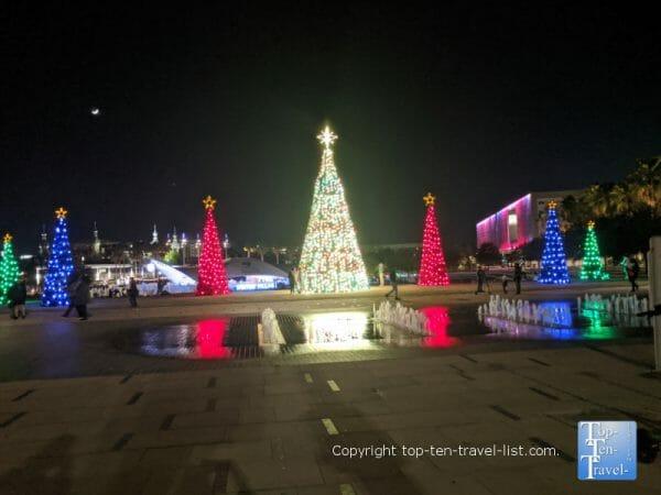 Downtown Tampa Riverwalk