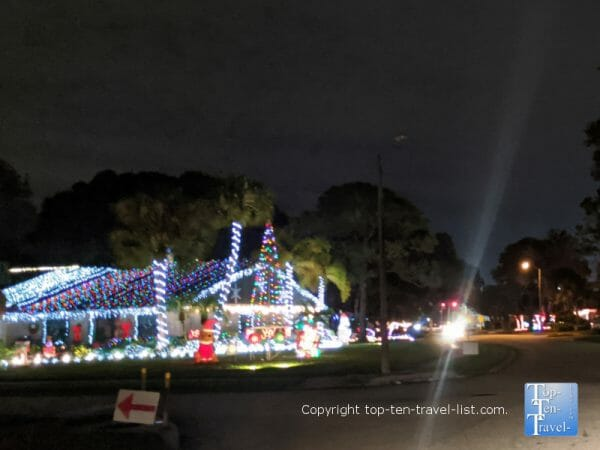Lights of Lake Park Estates in Largo, Florida