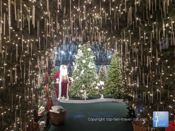 Robert's Christmas Wonderland in Tampa, Florida