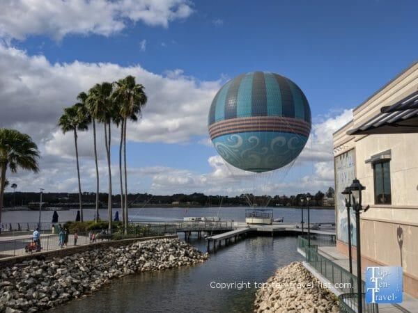 Disney Springs in Orlando, Florida