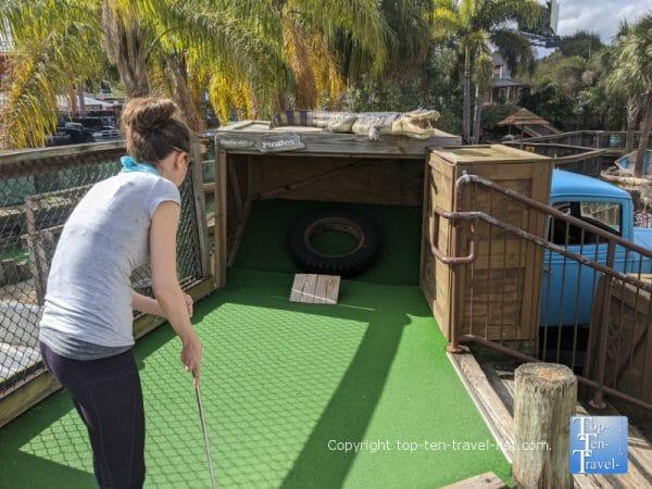 Gator Golf in Orlando, Florida