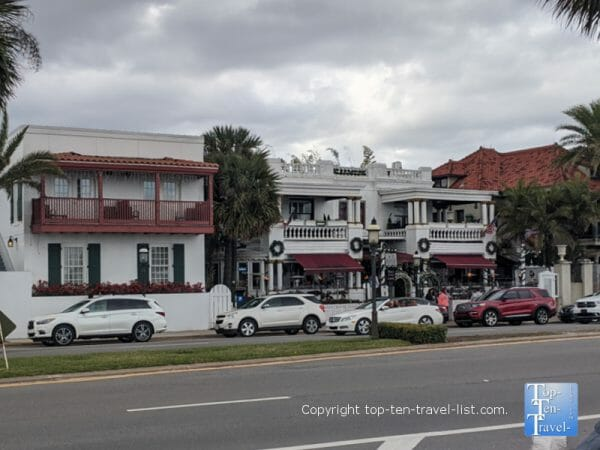 Historic inns of St. Augustine, Florida