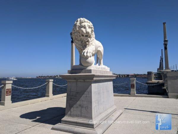 St. Augustine bayfront walk