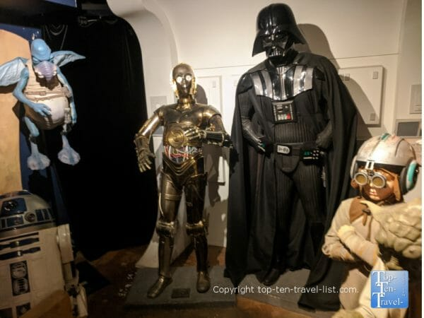 Star Wars at Potter's Wax Museum in St. Augustine, Florida