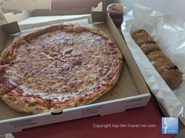 Original Pizza in Treasure Island, Florida