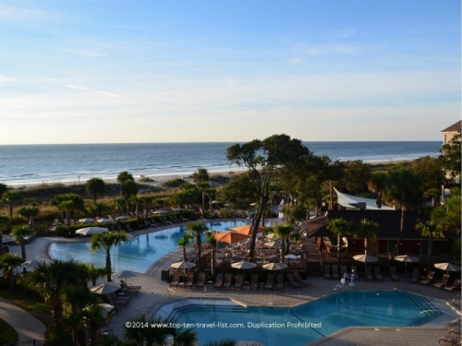 Omni Hilton Head Oceanfront Resort - Hilton Head Island, SC