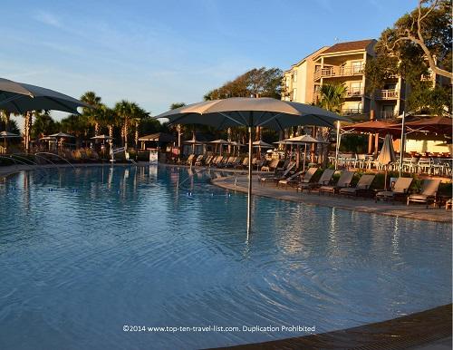 Omni Hilton Head Oceanfront Resort Hotel Preview