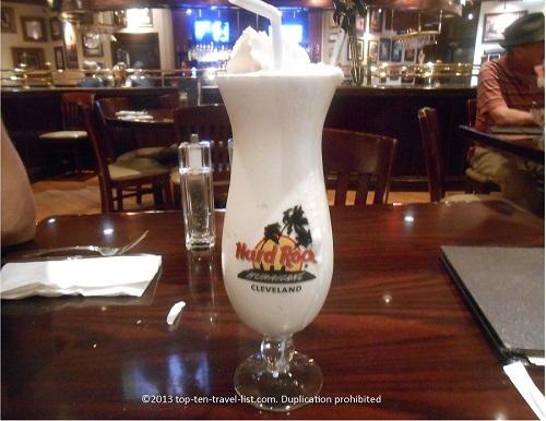 Hard Rock Cafe Cleveland Restaurant Preview