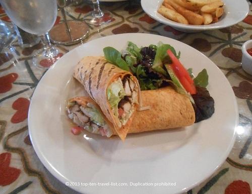 CAV Restaurant Preview