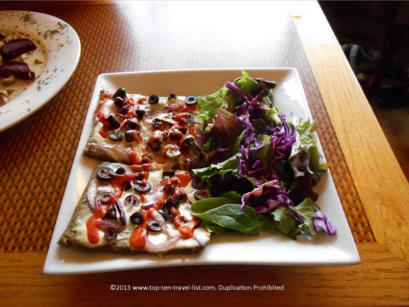 Organic Garden Cafe Restaurant Preview