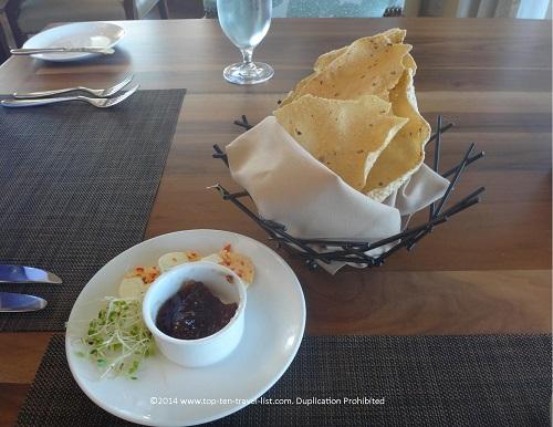Live Oak Restaurant Preview