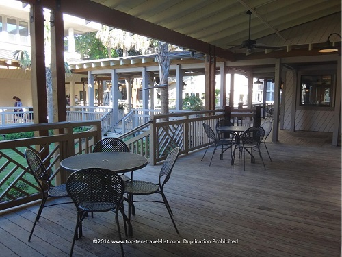 Palmetto Cafe Restaurant Preview