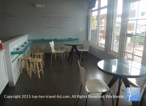 Wild Roots Restaurant Preview