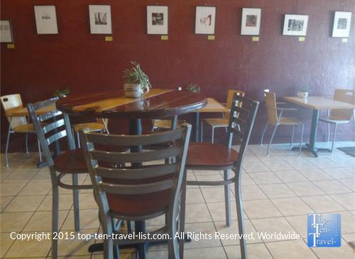Bikes, Beans, and Bordeaux Restaurant Preview