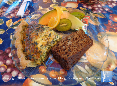 Garden Cafe Restaurant Preview