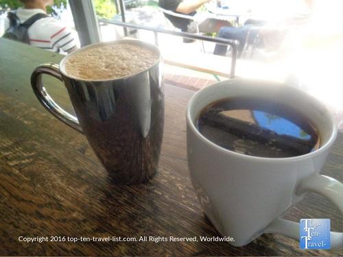 Michael Thomas Coffee Restaurant Preview