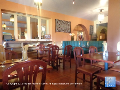 The Turquoise Room Restaurant Preview