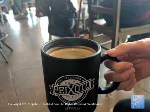 Pexioto Coffee Roasters Restaurant Preview