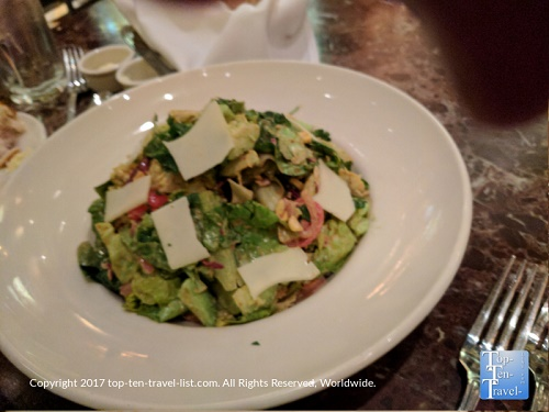 Grand Lux Cafe Restaurant Preview