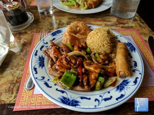 Red Chopstick Restaurant Preview