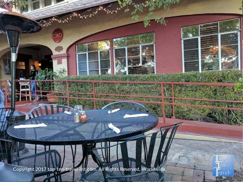 Cibo Restaurant Preview