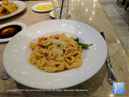 Il Fornaio Restaurant Preview