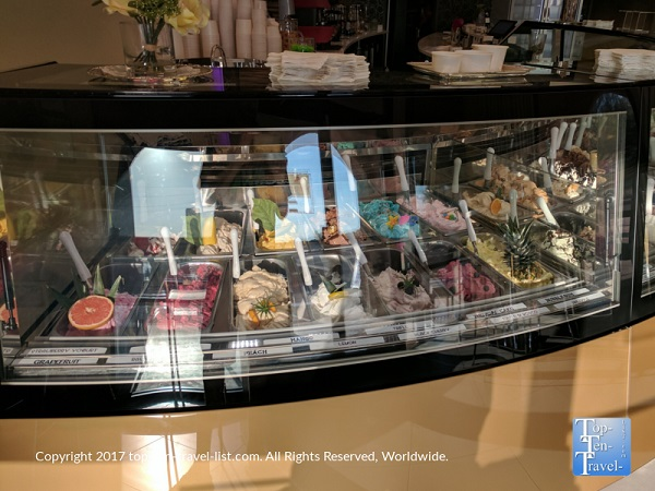 Giovanni's Gelato Cafe Restaurant Preview