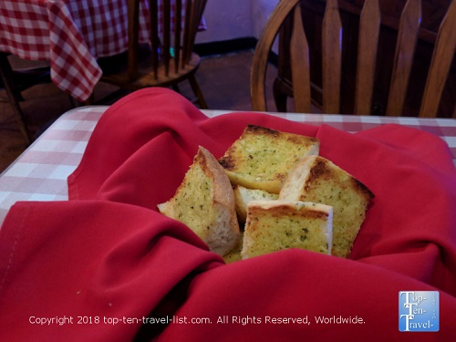 Caruso Restaurant Preview