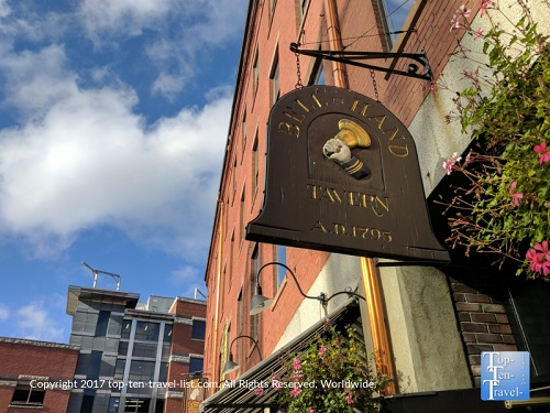 Bell in Hand Tavern Restaurant Preview